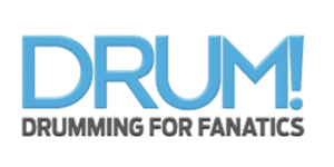 Logo of DRUM! Magazine
